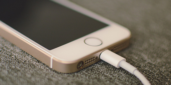 mobile phone charging